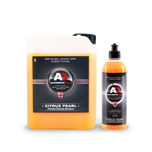 citrus pearl car shampoo