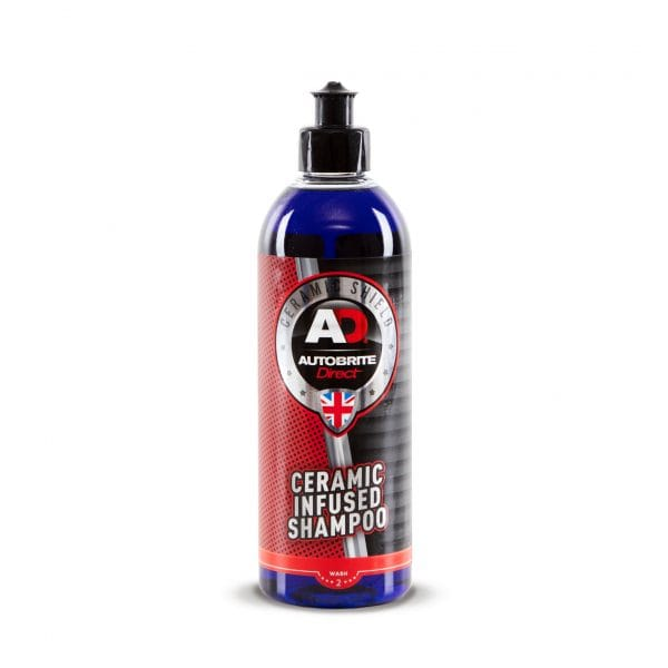 ceramic infused car shampoo