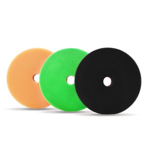 machine polisher pads