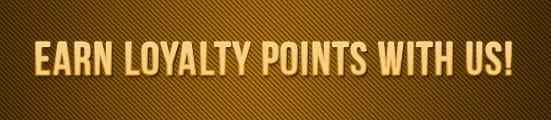 Loyalty banner