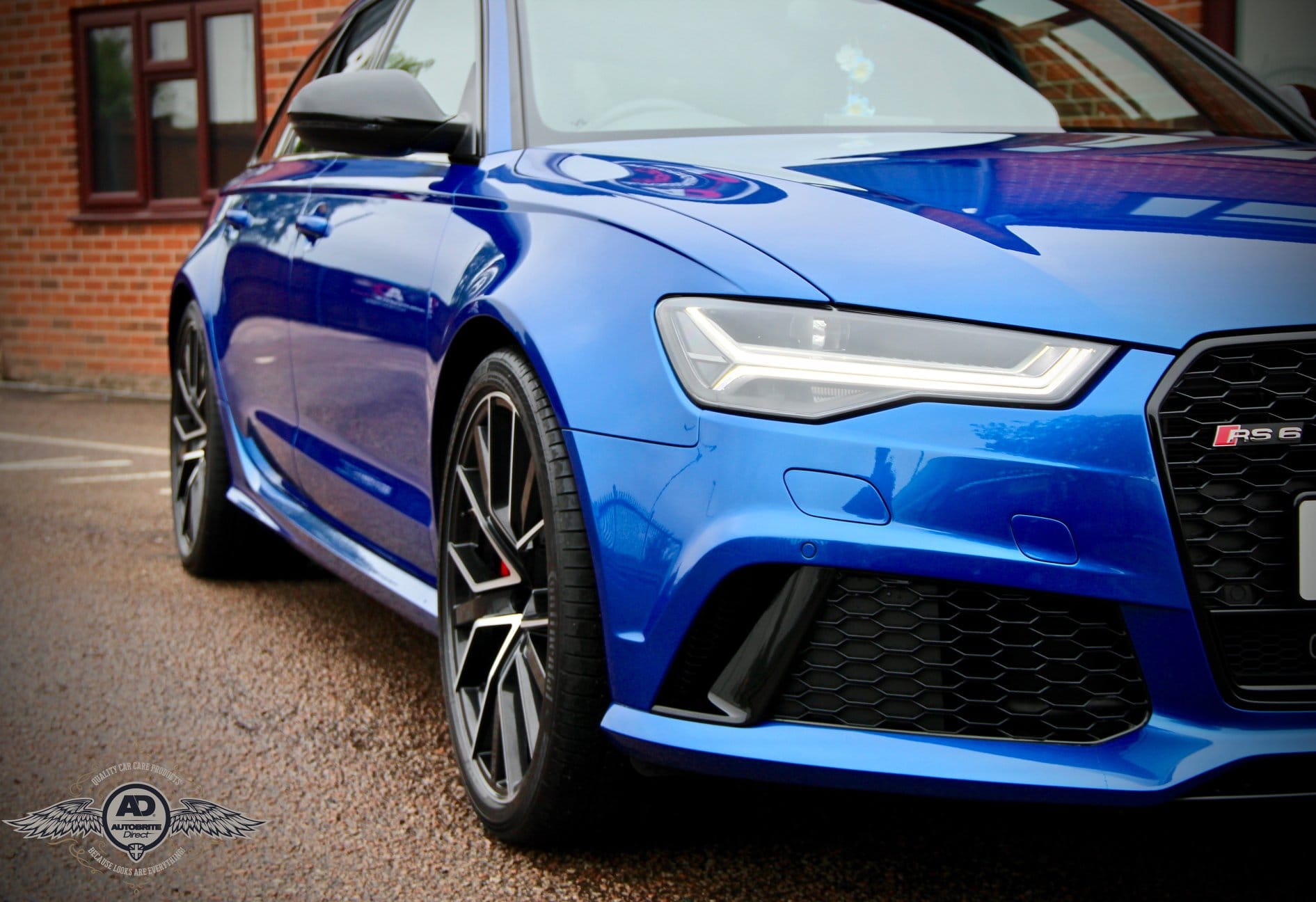 RS6 front