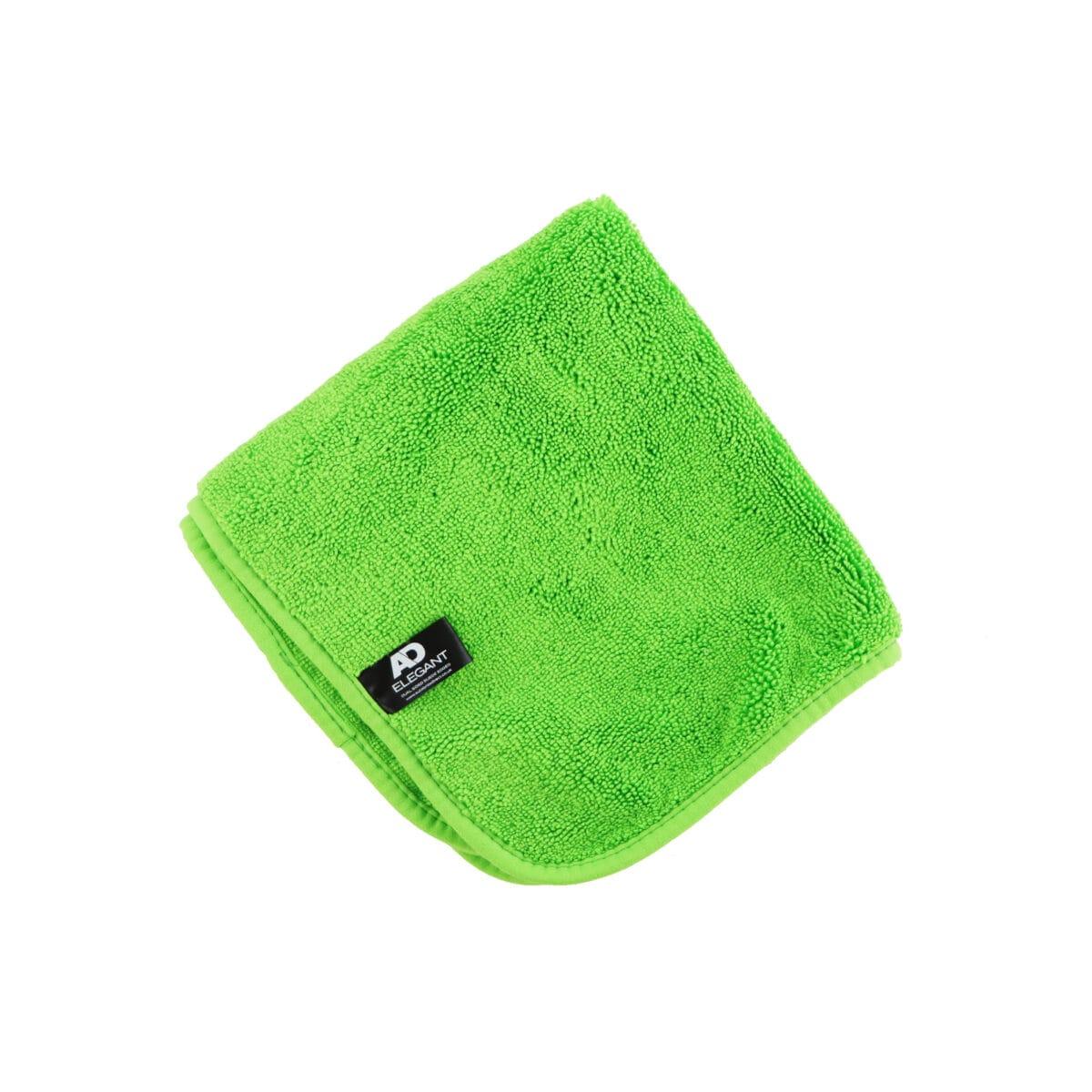 Elegant buffing towel