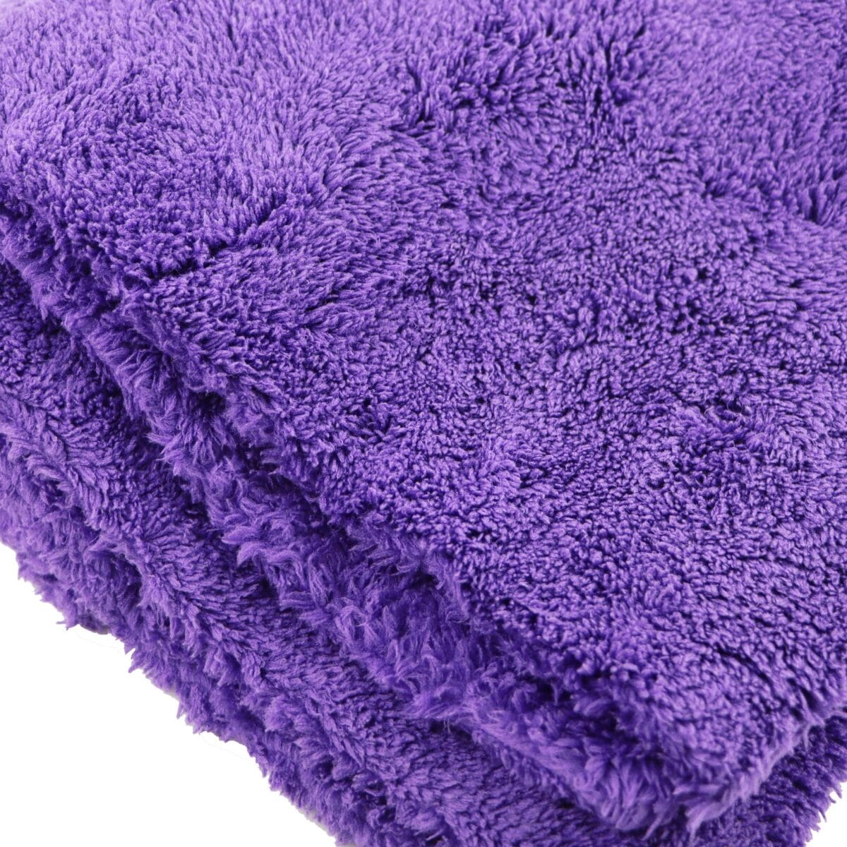Superior buffing towel