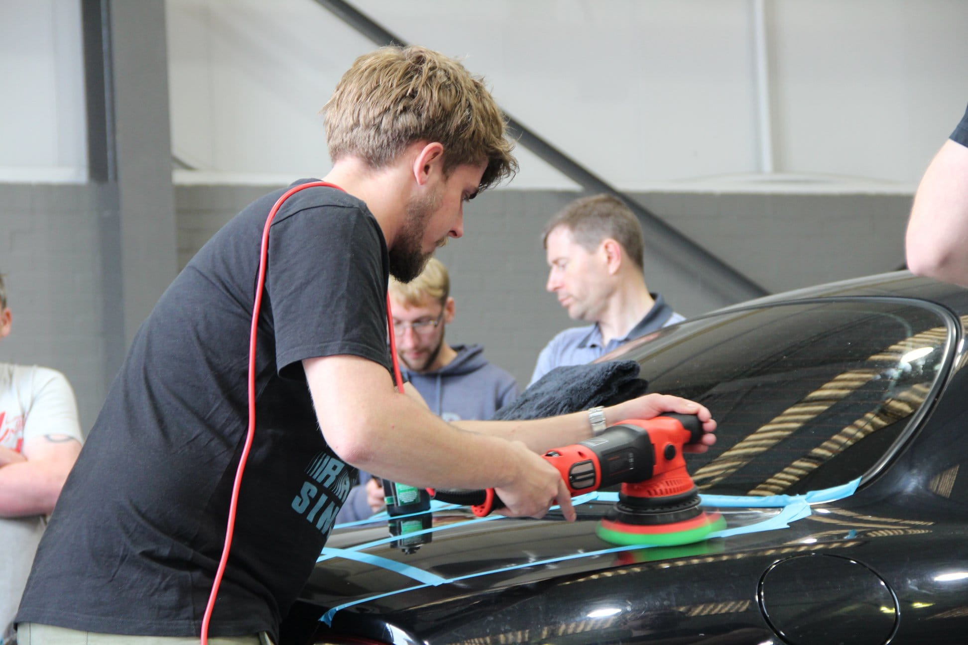 advanced detailing tuition