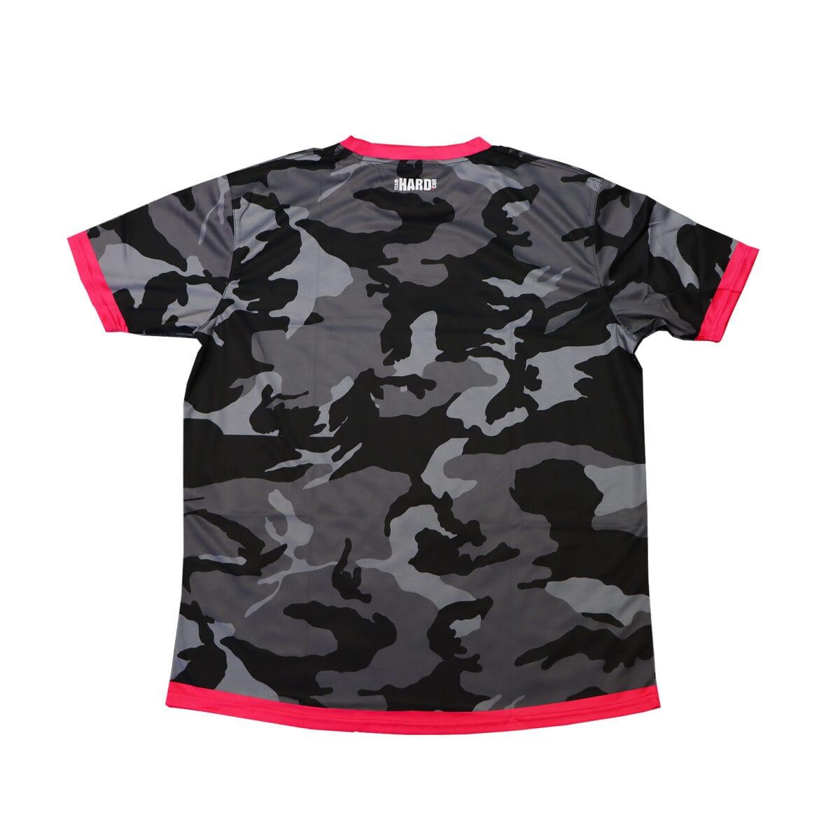 Team hard football t shirt