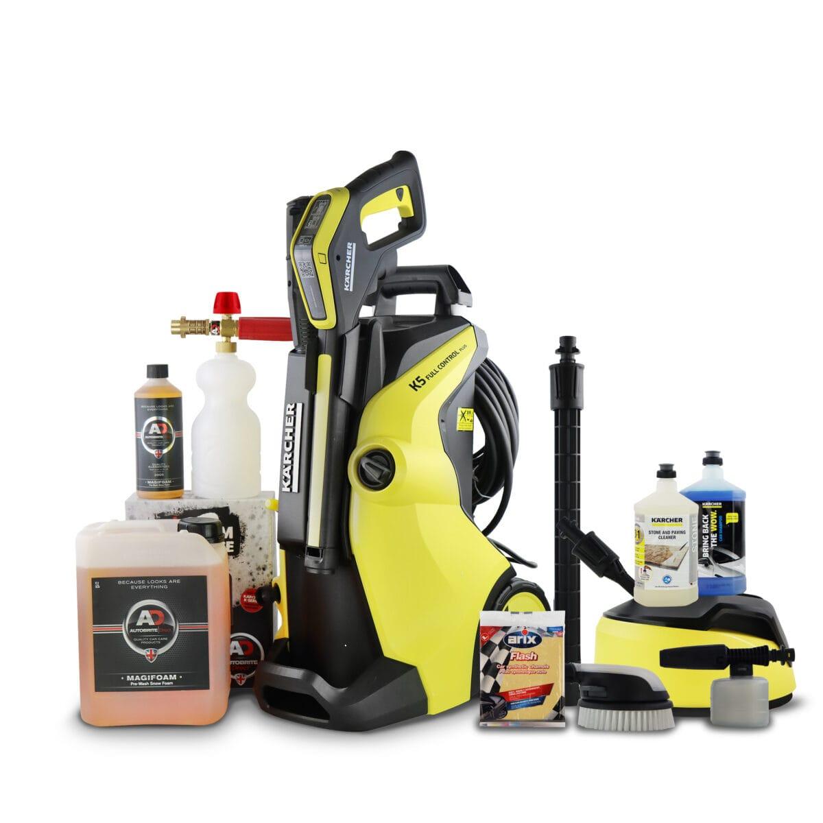 Karcher K5 home and car kit
