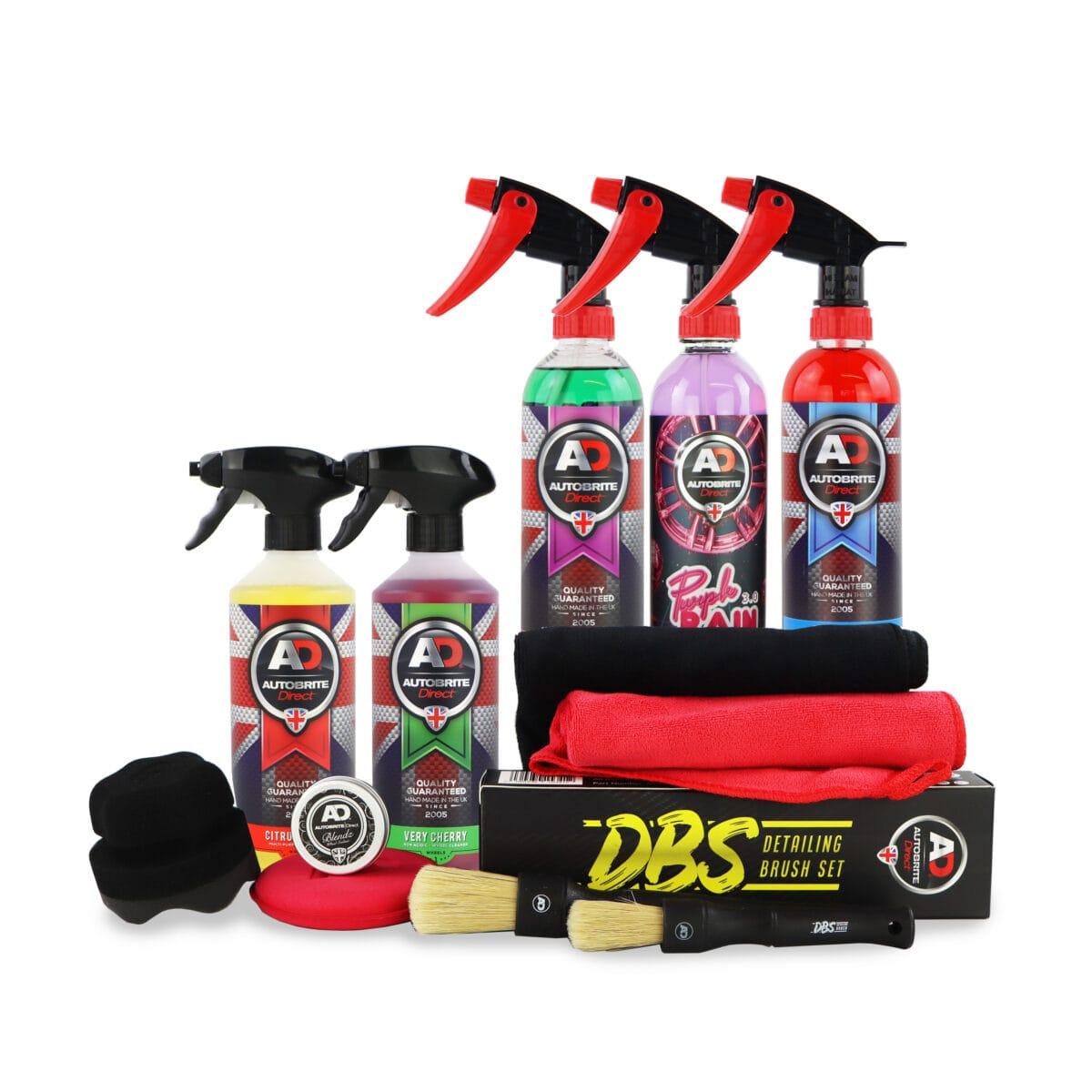 Wheel kit DBS